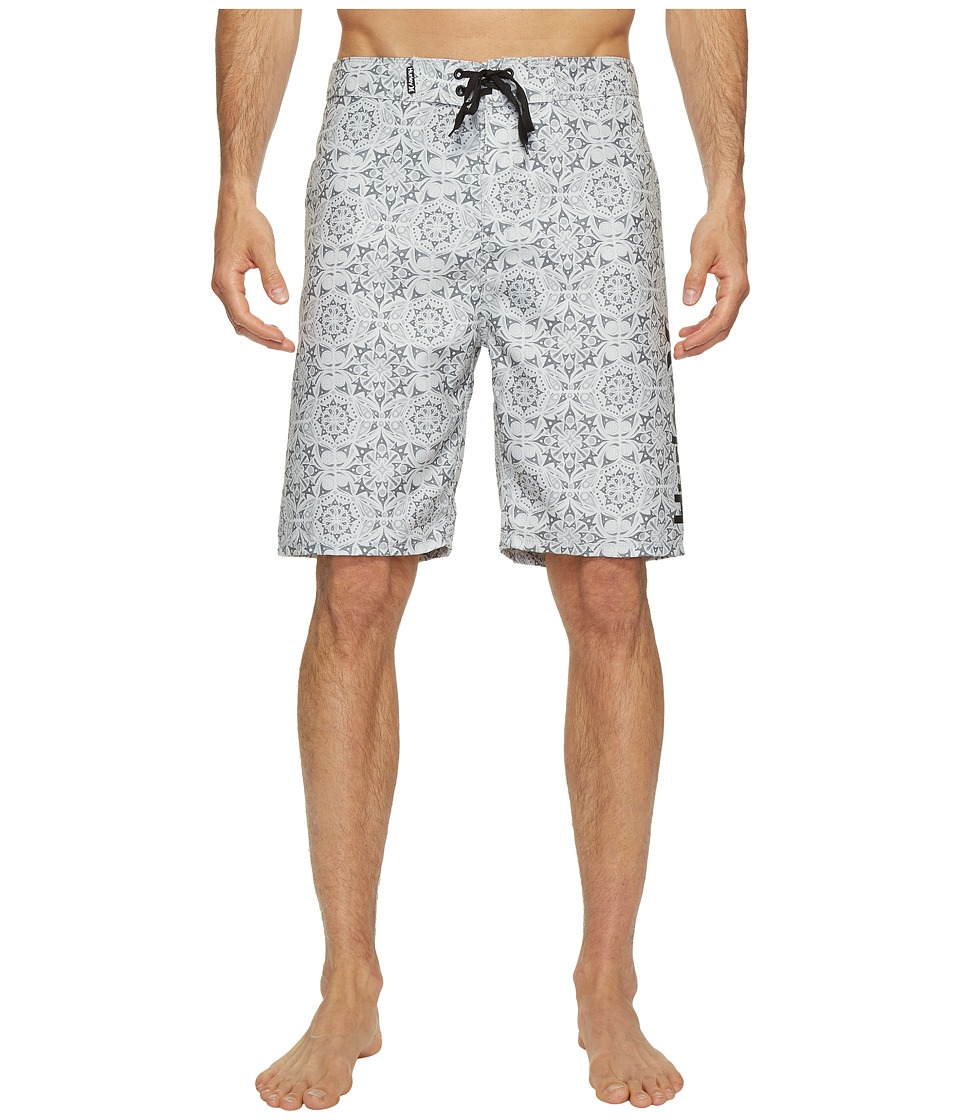 Hurley Groves 21 Boardshorts (Cool Grey) Men