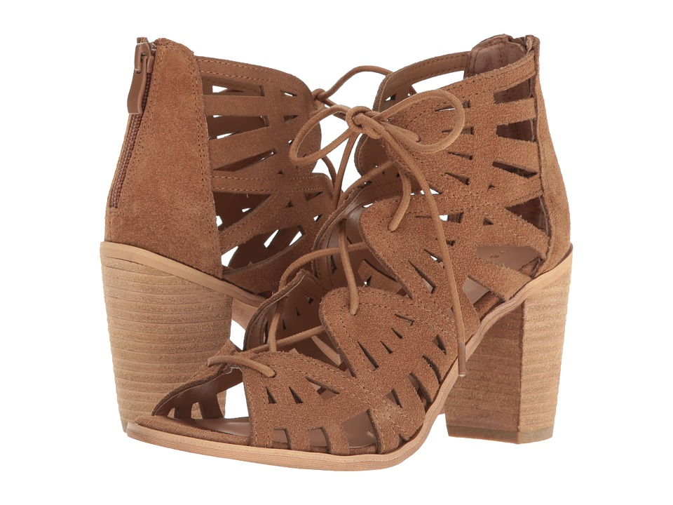 VOLATILE Anabelle (Tan) High Heels