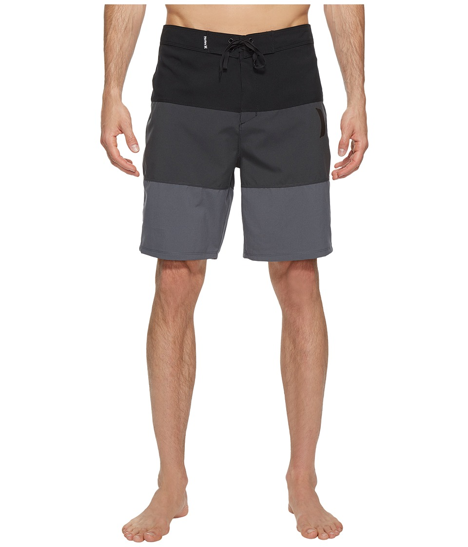 Hurley Icon Sunset 20 Boardshorts (Black) Men
