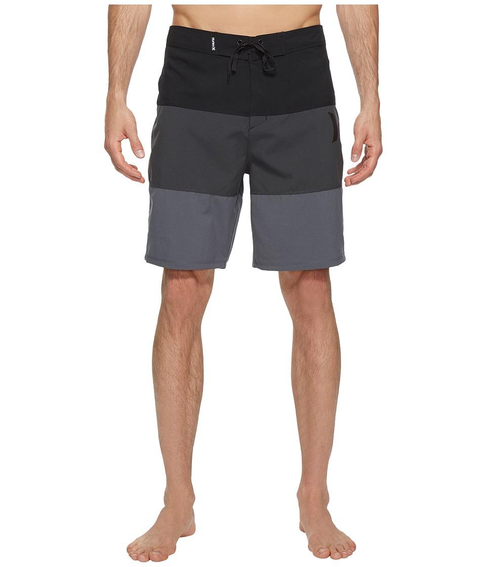 Hurley - Icon Sunset 20 Boardshorts (Black) Mens Swimwear