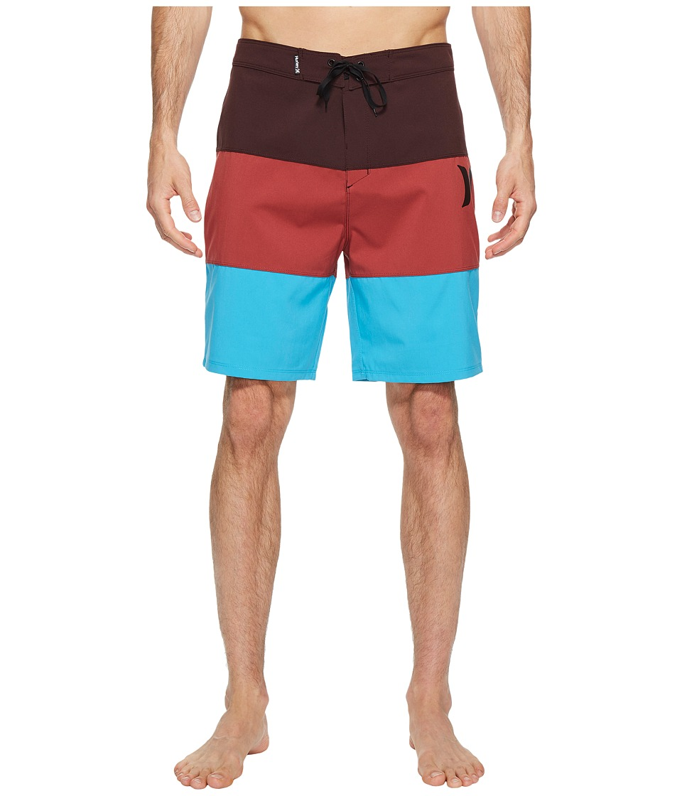 Hurley Icon Sunset 20 Boardshorts (Mahogany) Men