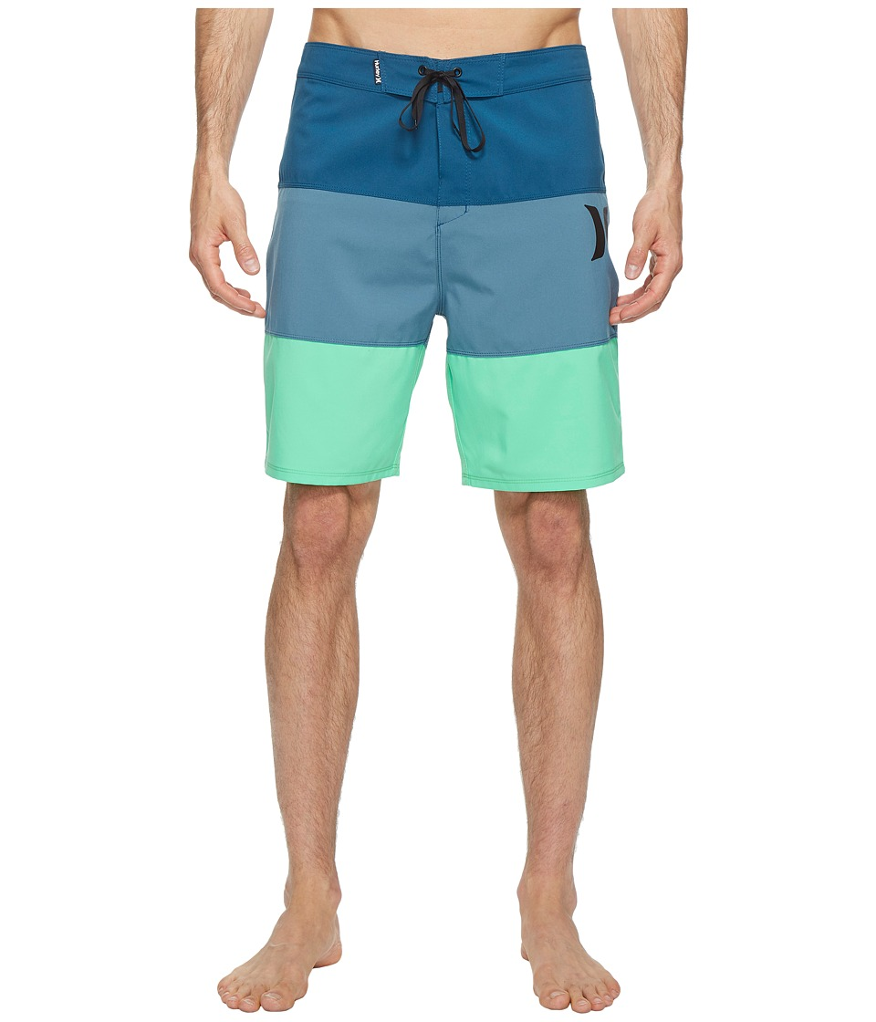 Hurley Icon Sunset 20 Boardshorts (Legion Blue) Men