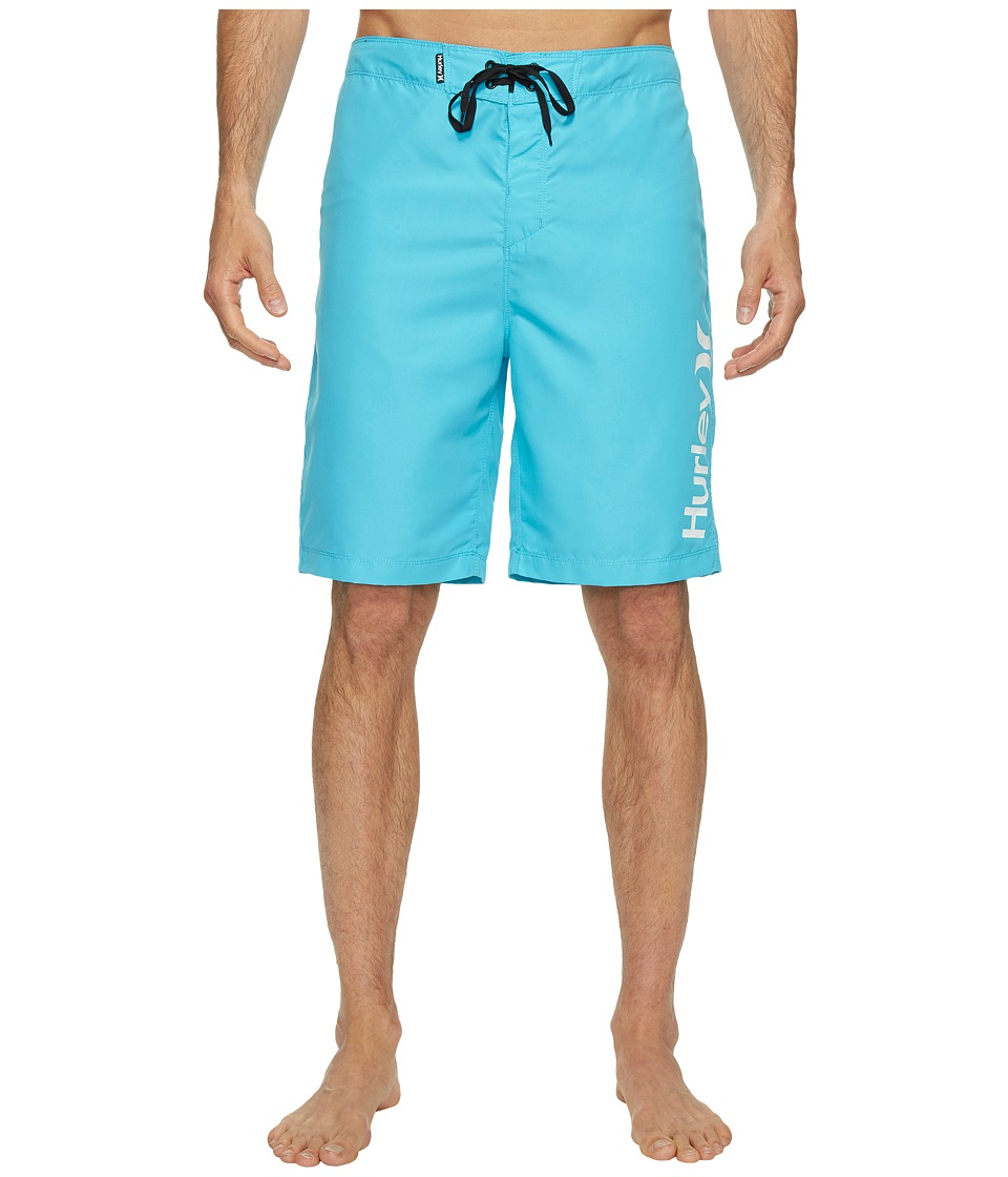 Hurley One Only 2.0 Boardshorts 21 (Chlorine Blue) Men