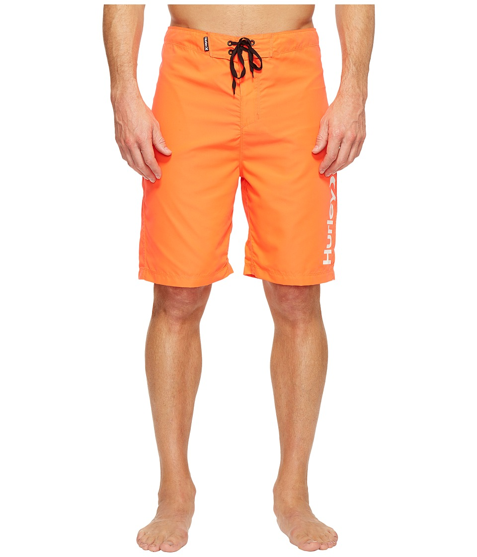 Hurley One Only 2.0 Boardshorts 21 (Bright Crimson) Men