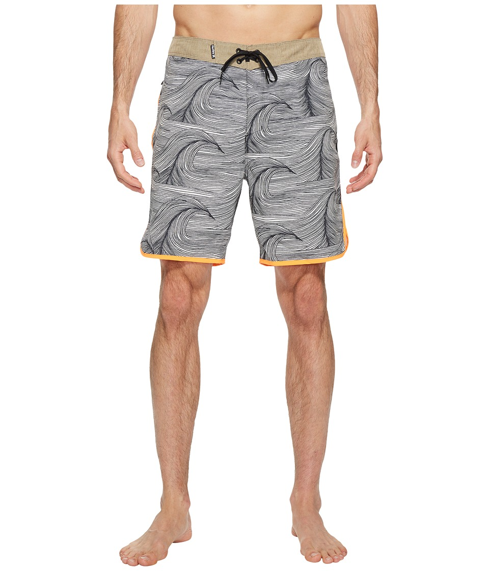 Hurley Phantom Brooks 18 Boardshorts (Khaki) Men