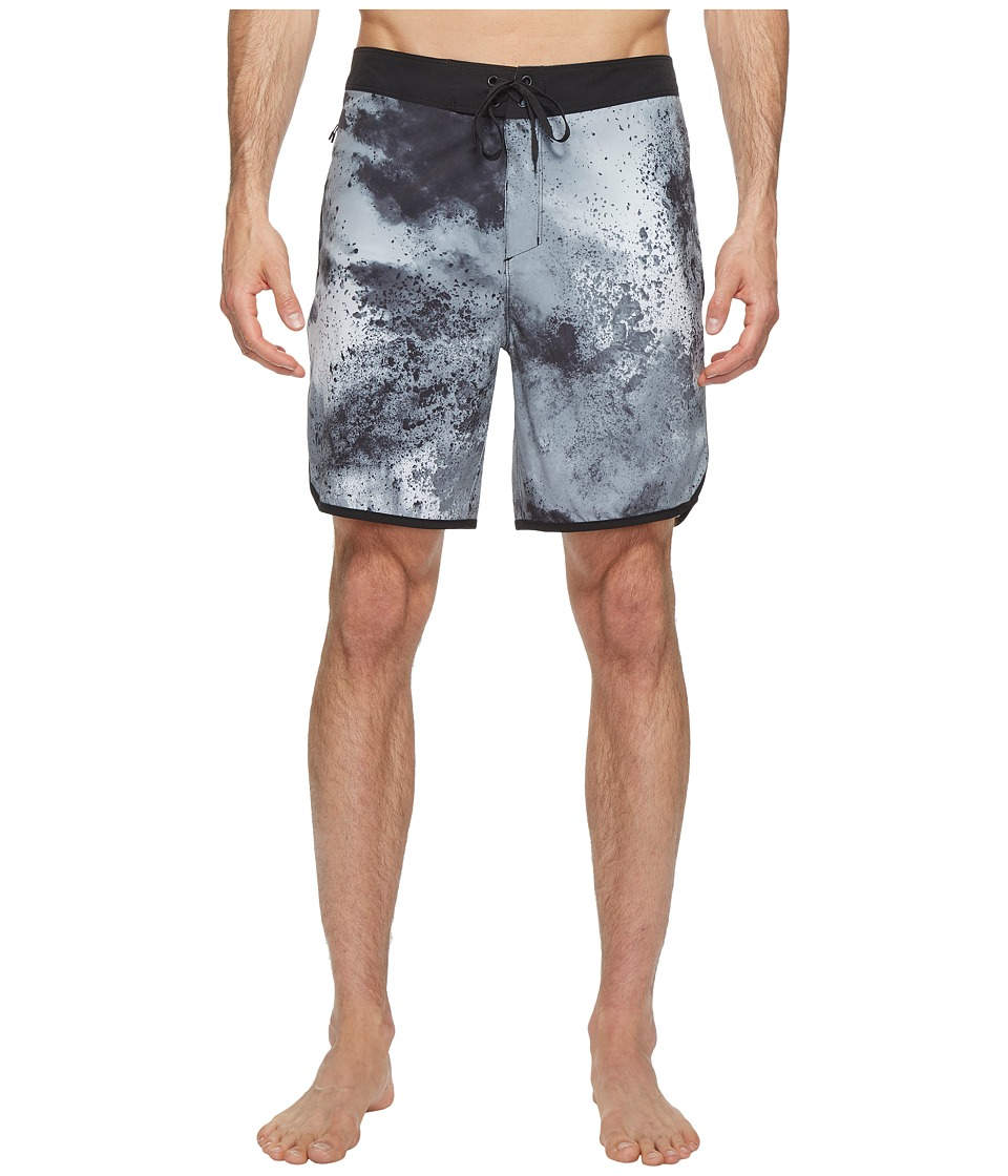 Hurley Phantom Burst 18 Boardshorts (Black) Men