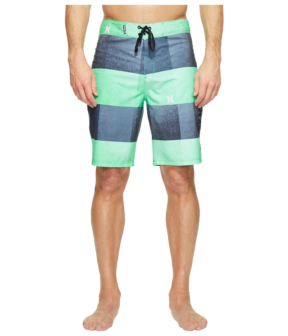 Hurley Phantom Kingsroad 20 Boardshorts (Electro Green) Men