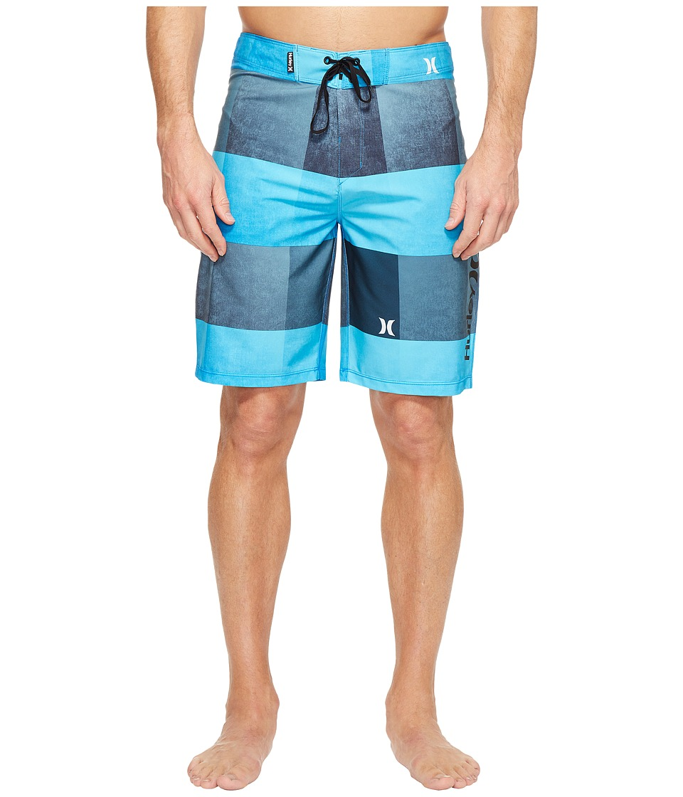 Hurley Phantom Kingsroad 20 Boardshorts (Chlorine Blue) Men