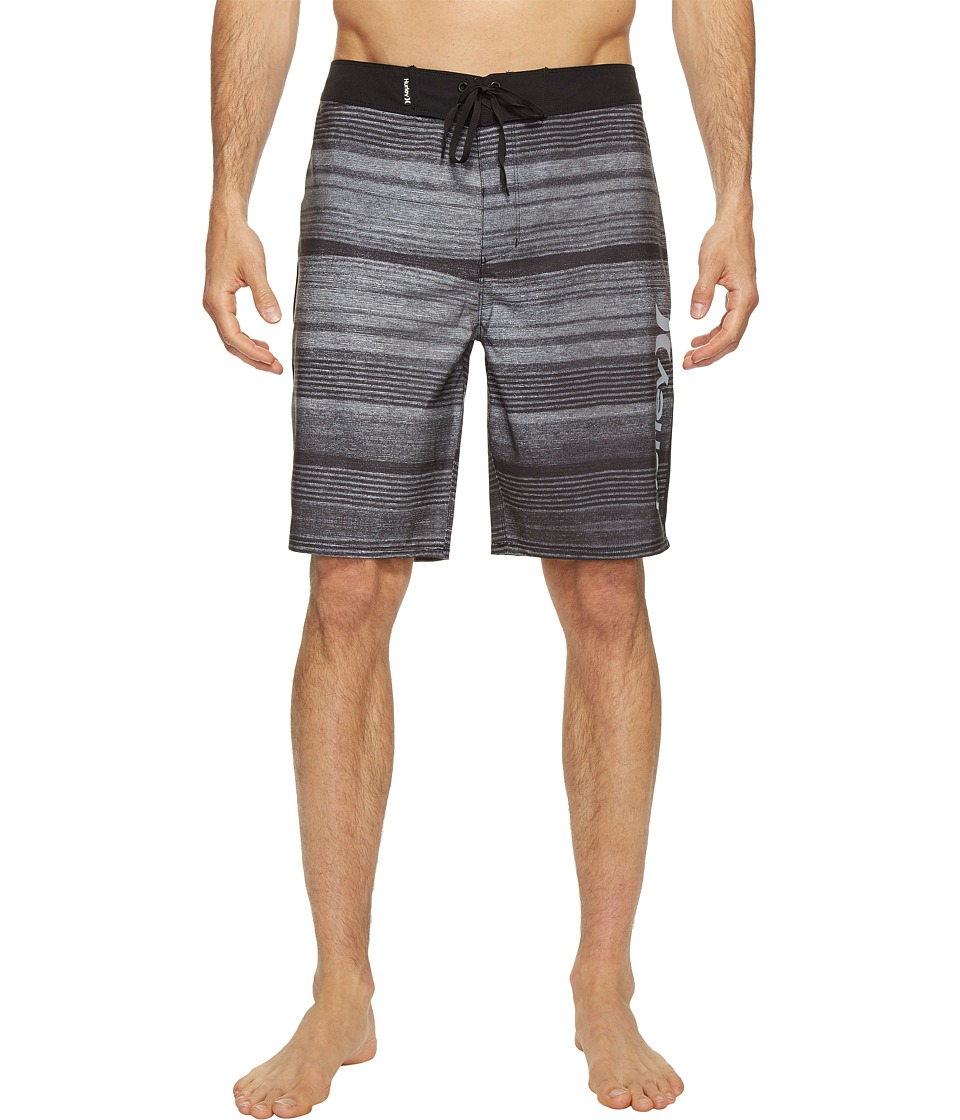 Hurley Phantom Sandbar 20 Boardshorts (Black) Men