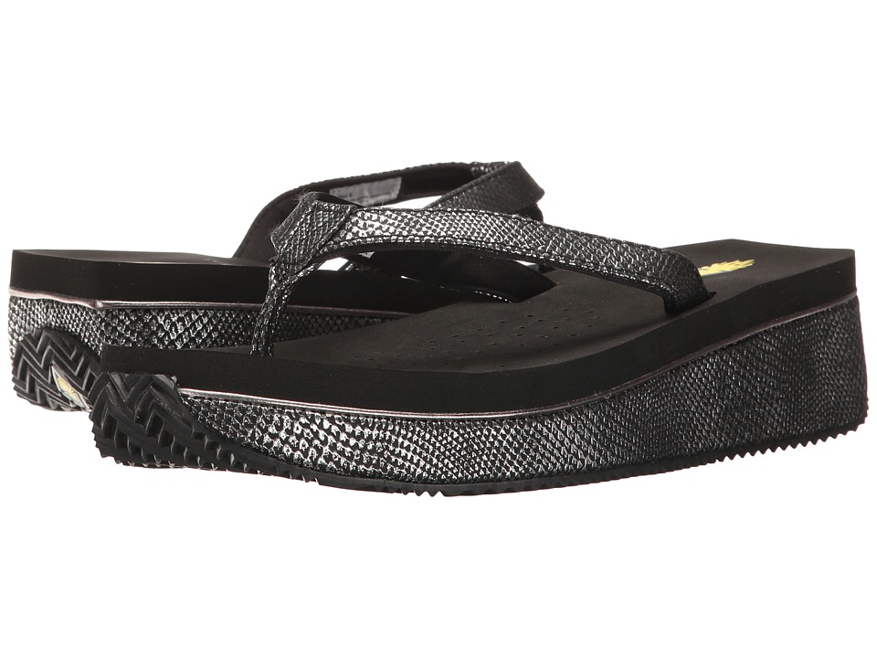 VOLATILE - Publish (Black) Womens Sandals