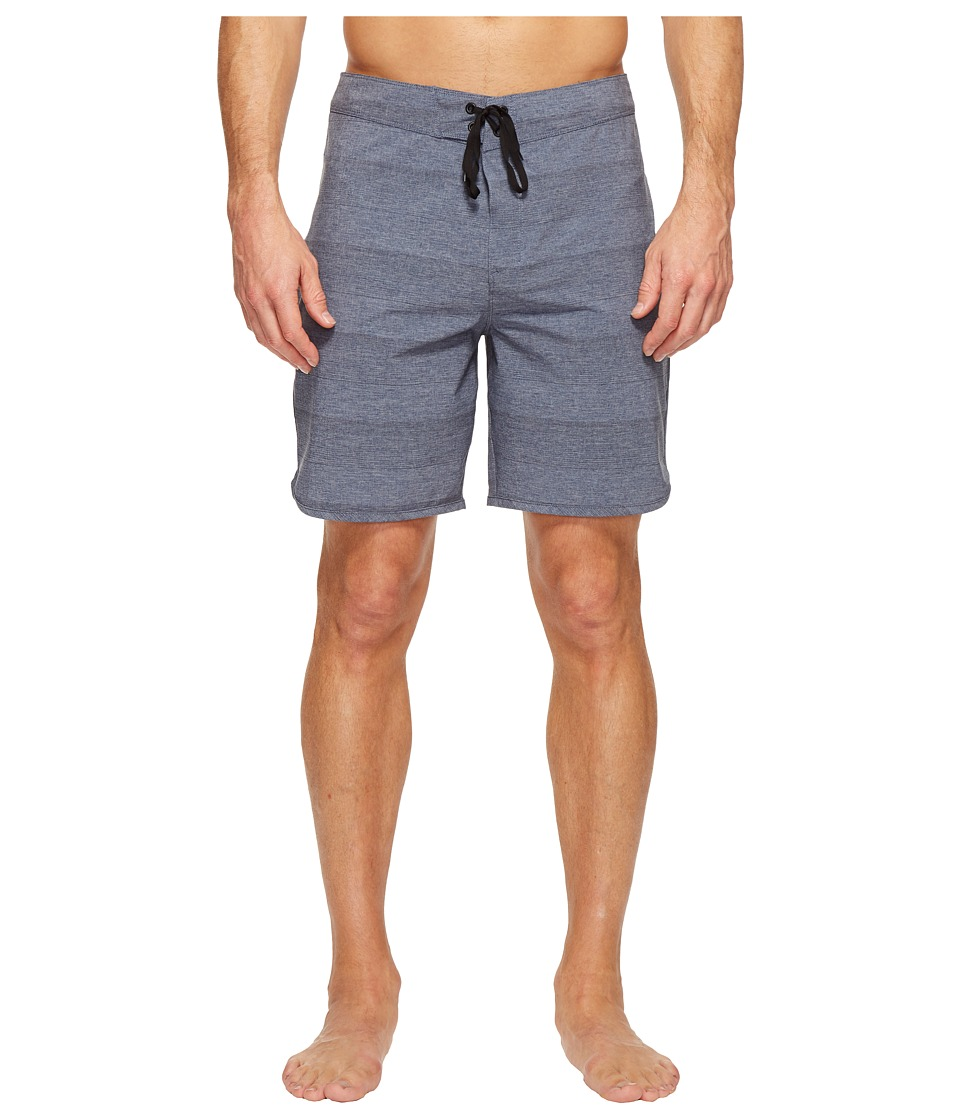 Hurley Phantom Strike 19 Boardshorts (Obsidian) Men