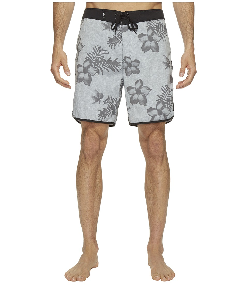 Hurley Ray 19 Boardshorts (Black) Men