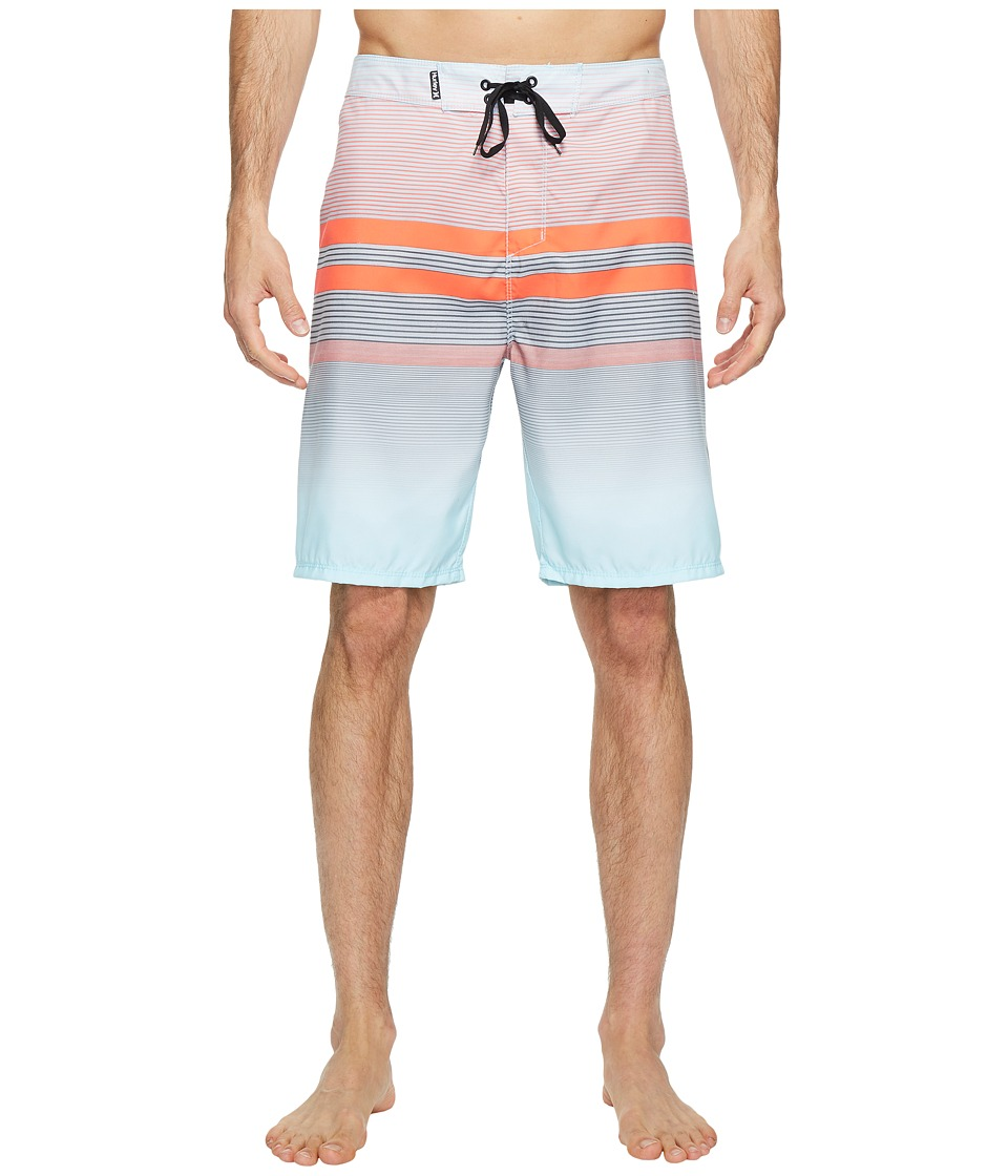 Hurley Southswell 21 Boardshorts (Wolf Grey) Men