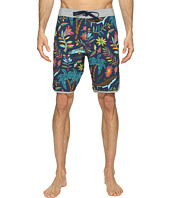 VISSLA - Bocca De Tiburon Four-Way Stretch Boardshorts 20