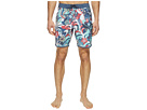 Tide Riders Washed Four-Way Stretch Boardshorts 18.5""