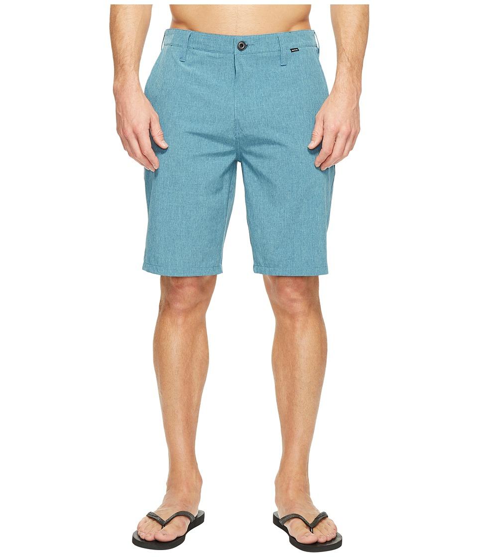 Hurley Phantom Boardwalk Short (Smokey Blue) Men