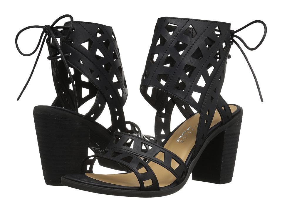 VOLATILE Braylon (Black) High Heels