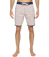 VISSLA - Spaced Diver 4-Way Stretch Space Dye Boardshorts 20