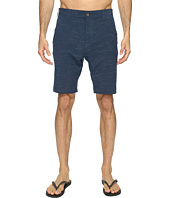 VISSLA - Vibrations Four-Way Stretch Striped Hybrid Walkshorts 20