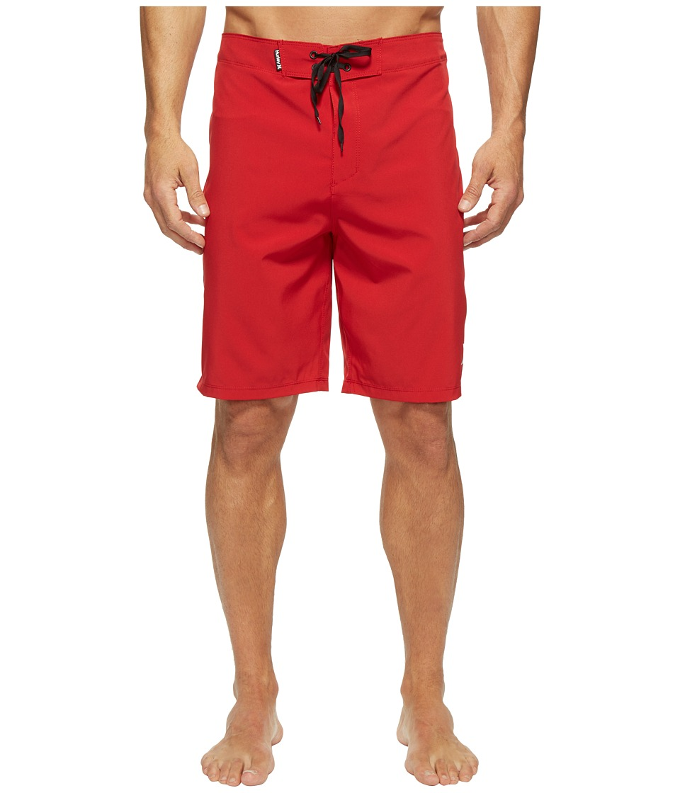 Hurley Phantom One and Only Boardshorts 20 (Gym Red) Men