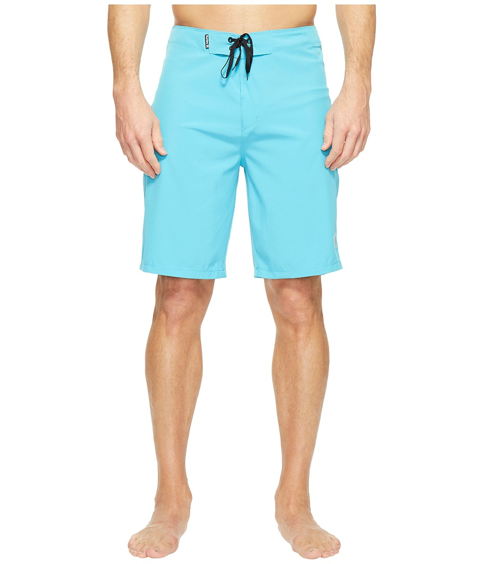 Hurley Phantom One and Only Boardshorts 20 (Chlorine Blue) Men