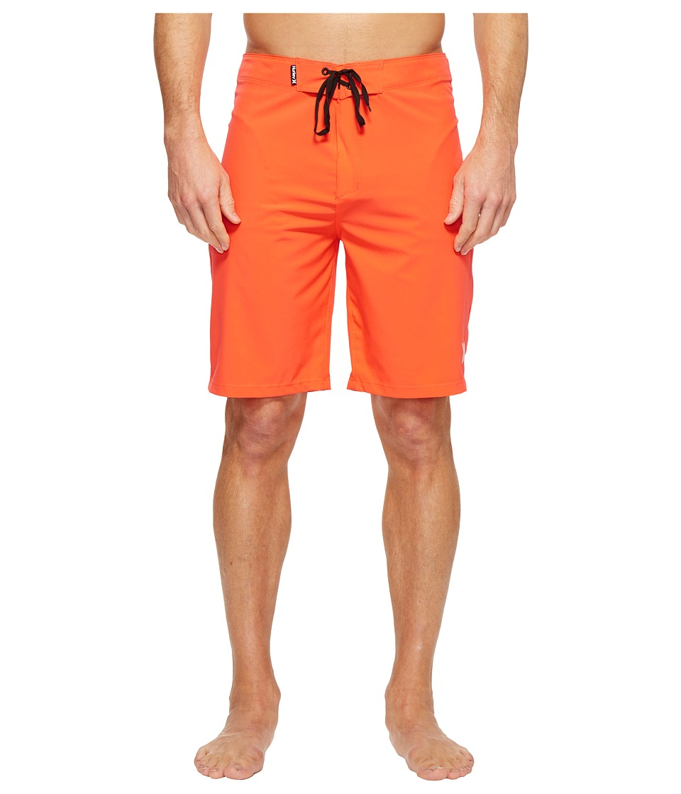 Hurley Phantom One and Only Boardshorts 20 (Bright Crimson) Men