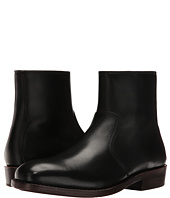 COACH - West Leather Zip Boot