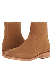 COACH - West Suede Zip Boot