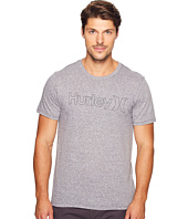 Hurley - One & Only Outline Tri-Blend Tee