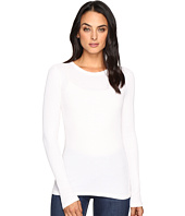 Three Dots - Long Sleeve Crew Neck
