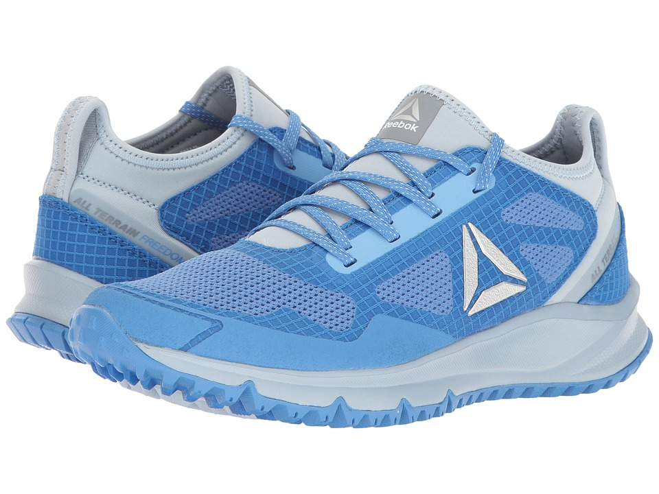 Reebok All Terrain Freedom (Echo Blue/Gable Grey/Sky Blue/Asteroid Dust) Women