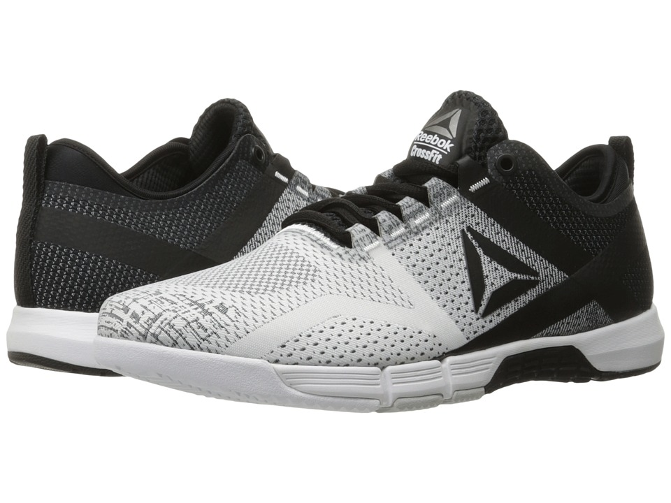 Reebok Crossfit Grace TR (White/Black/Cloud Grey/Pewter) ...