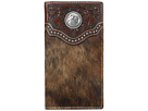 Ariat Calf Hair Concho Rodeo Wallet