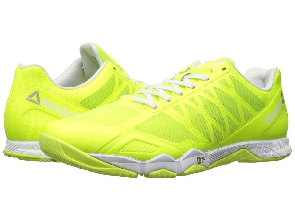 Reebok Crossfit Speed TR (Solar Yellow/Silver Metallic) Women