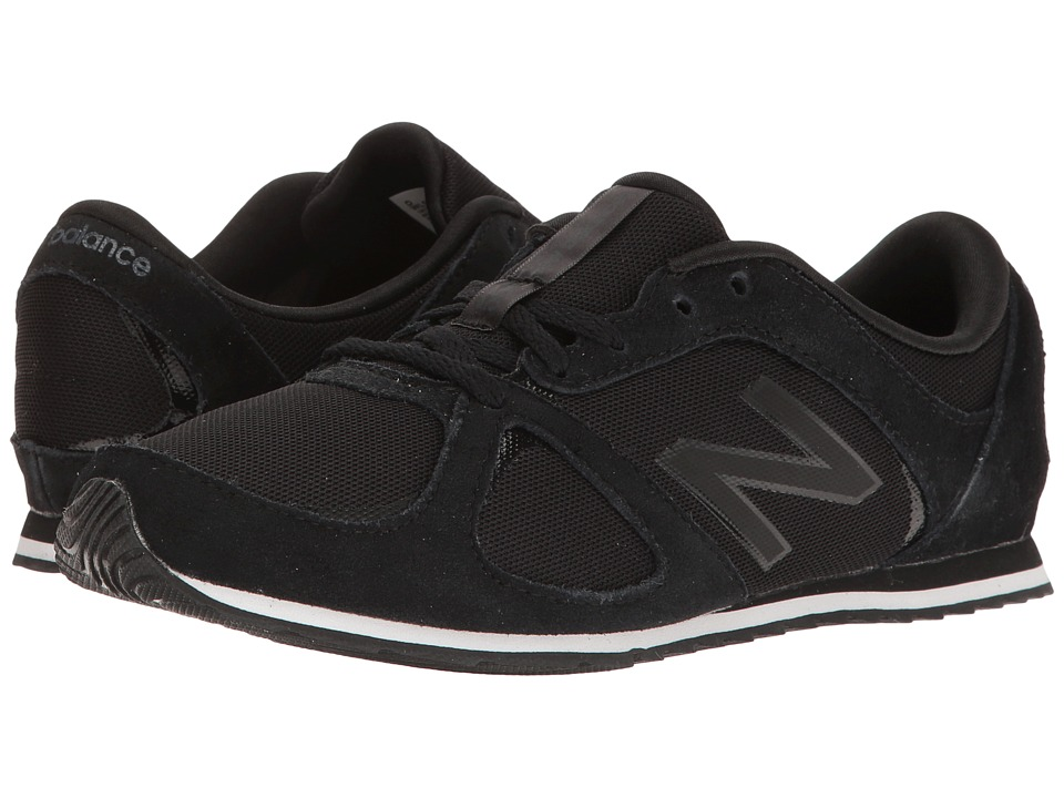 New Balance L555 Flipduo (Black/Thunder) Women