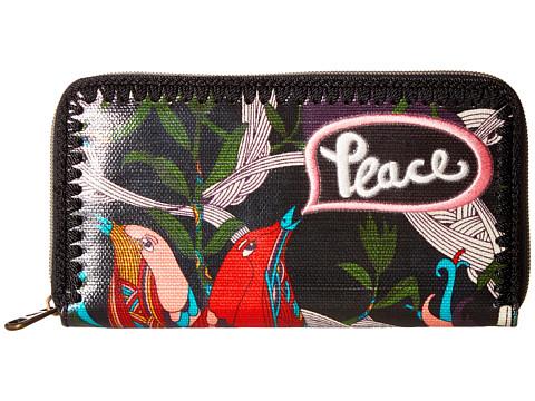 Sakroots Artist Circle Large Wallet