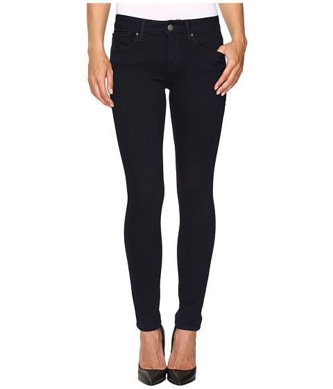 Mavi Jeans Alexa Mid-Rise Skinny in Dark Shanti - Dark Shanti