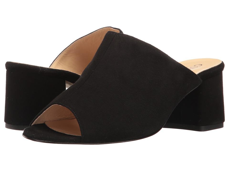 Cordani Nettie (Black Suede) High Heels
