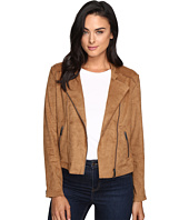 Mavi Jeans - Zipped Suede Jacket