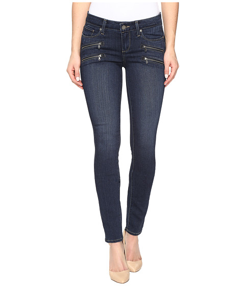Paige Edgemont Ultra Skinny in Alden No Whiskers