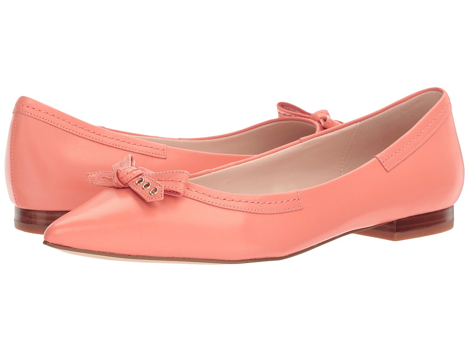 Cole Haan Alice Bow Skimmer (Nectar Leather) Women