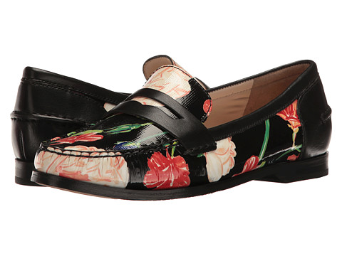 Cole Haan Pinch Grand Penny - Spring Floral/Black Combo