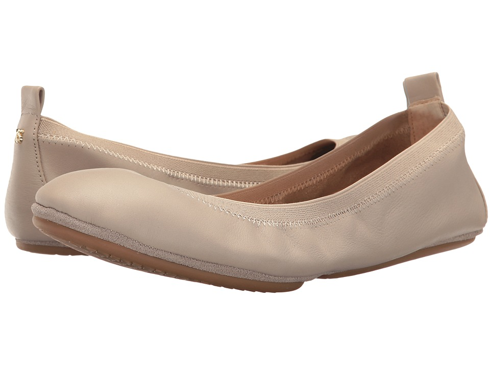 Yosi Samra Samara (Simply Taupe Leather) Flats