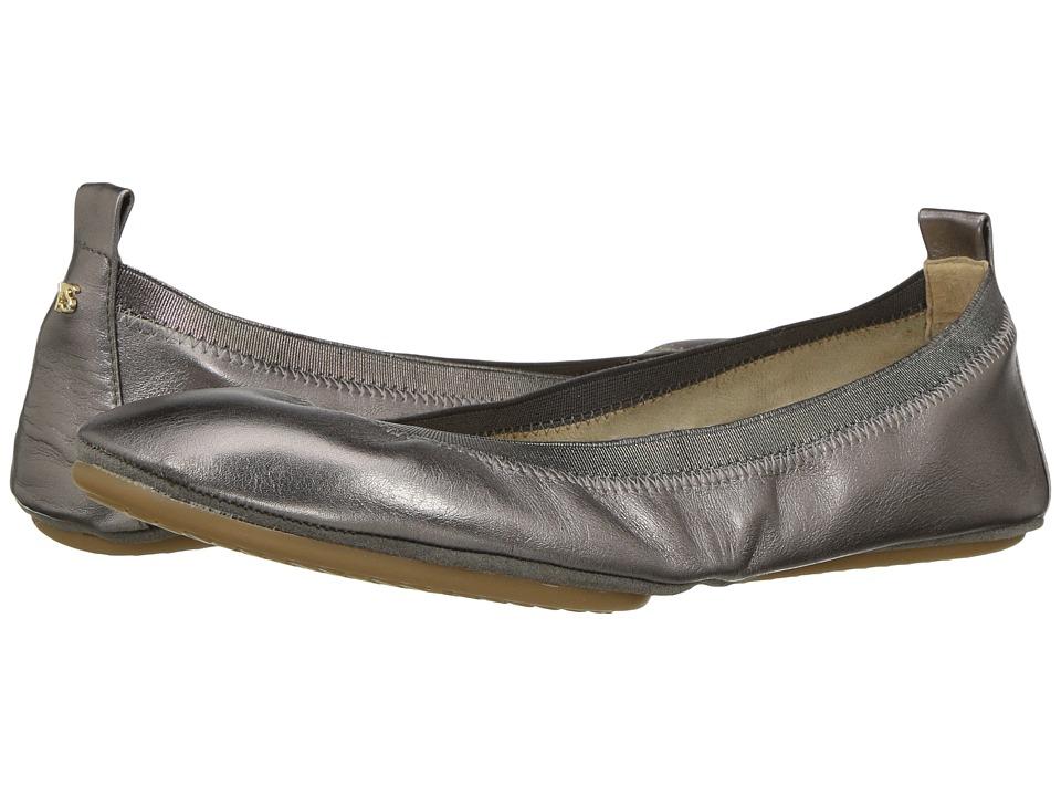 Yosi Samra Samara 2.0 (Pewter) Flats