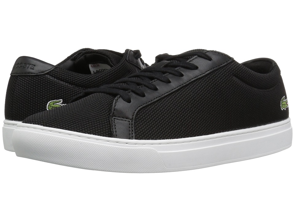 Lacoste L.12.12 BL 2 (Black) Men
