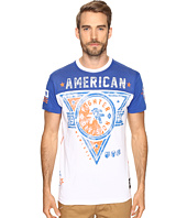 American Fighter - Siena Heights Artisan Short Sleeve Football Crew Tee