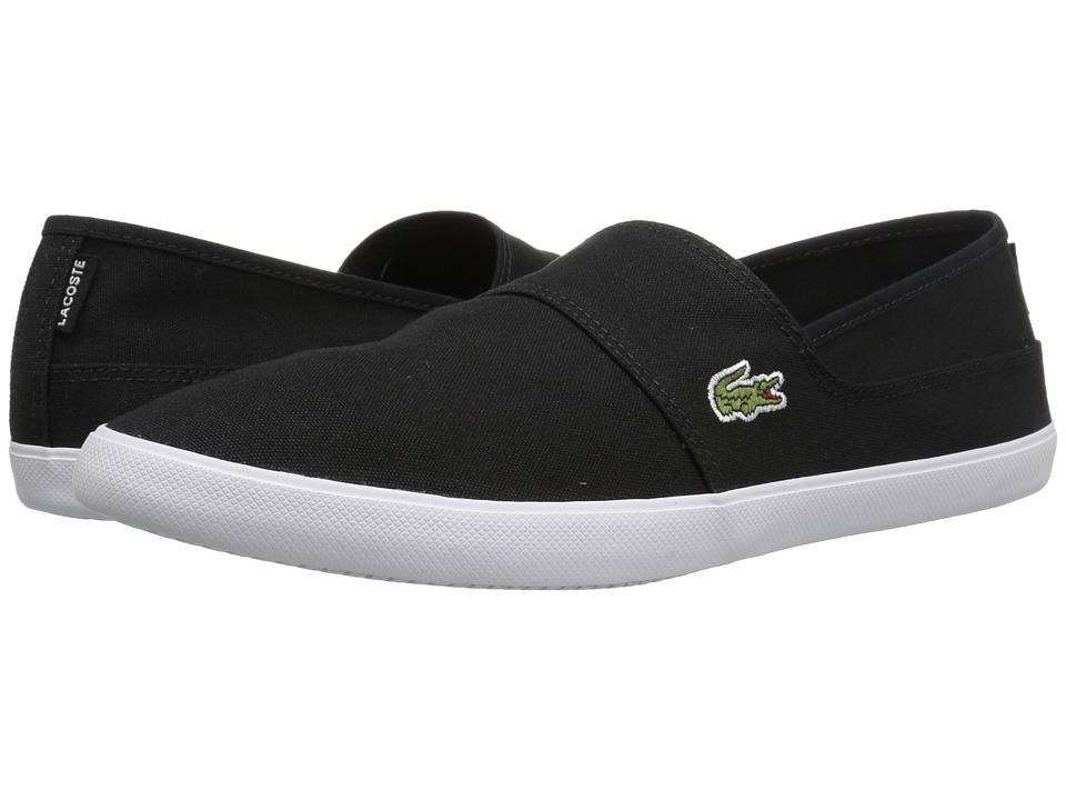 Lacoste - Marice BL 2 (Black) Mens Shoes