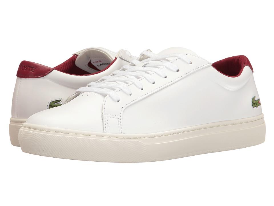 Lacoste L.12.12 117 2 (White/Dark Red) Men
