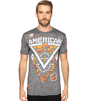 American Fighter - Alaska Camo Short Sleeve Tee