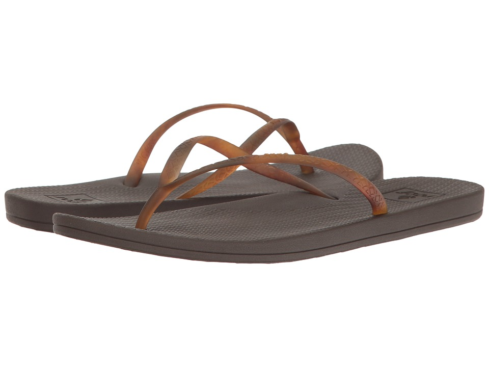 Reef - Escape Lux Tortoise (Brown Tortoise) Women's Sandals
